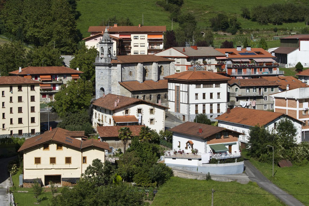 Pueblo de Berrobi
